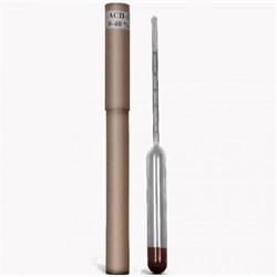 Ареометр-спиртометр высокоточный АСП-3 (0-40) - фото 4745