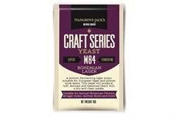 Дрожжи пивные лагерные «Mangrove Jack's — Bohemian Lager M84», 10гр - фото 5683