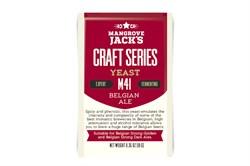 Дрожжи пивные элевые «Mangrove Jacks — Belgian Ale M41» - фото 5686