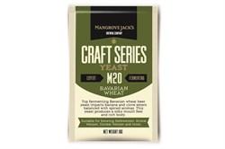 Дрожжи пивные для пшеничного пива «Mangrove Jack's — Bavarian Wheat M20», 10г - фото 5690