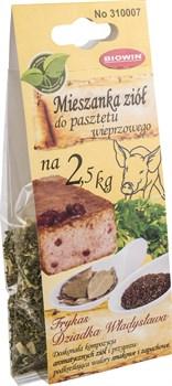Приправа для паштета из свинины, на 2.5 кг - фото 7120