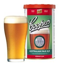 Охмелённый солодовый экстракт «Coopers - Australian Pale Ale», 1.7 кг - фото 7372