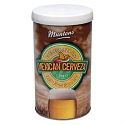 Охмеленный солодовый экстракт «Muntons — Mexican Cerveza», 1.5 кг - фото 7377