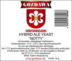 Дрожжи «Gozdawa Hybrid Notty», 10 гр - фото 8600