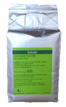 Дрожжи для сидра SAFCIDER, 500 гр - фото 9165