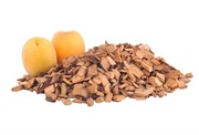 Щепа абрикосовая для копчения 500 гр