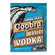 Дрожжи спиртовые Coobra Basic Vodka, 65 г (Швеция)