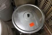 Бак с краном, 32 литра, железный