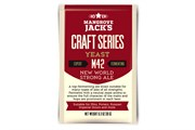 Дрожжи пивные «Mangrove Jack's Craft Series Yeast — New World Strong Ale M42», 10 гр