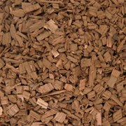 Щепа дубовая, средний обжиг, кавказский дуб (ДОК), 100 гр.