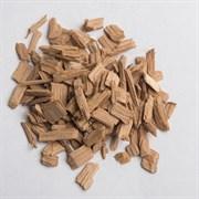 Щепа дубовая, лёгкий обжиг, кавказский дуб (ДОК), 100 гр