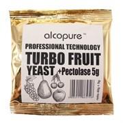 Спиртовые дрожжи для фруктовых браг «Alcopure Turbo Fruit Professional», 45 гр