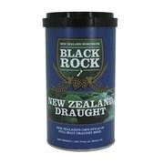 Охмеленный солодовый экстракт «Black Rock - Draught» (новозеландское светлое, на 23 литра пива)