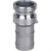 Камлок тип Е Адаптер 1/2 13мм  AISI 316