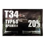 Спиртовые дрожжи Alcotec Turbo T-34