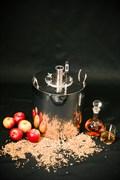 Куб 25 литров «Самовар-Пепелац» без крышки