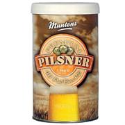 Охмеленный солодовый экстракт «Muntons — Pilsner», 1.5 кг