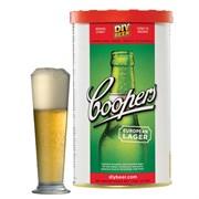 Охмелённый солодовый экстракт «Coopers - European Lager», 1.7 кг