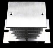Радиатор для твердотельного реле (алюмин.)
