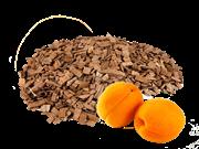 Щепа для копчения фруктовая (абрикос), 0.5 кг
