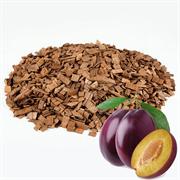 Щепа для копчения фруктовая (слива), 0,5 кг