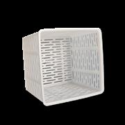 Форма для сыра, Ø11см х Ø10,5см х 8,5см, 500гр квадрат