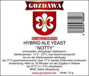 Дрожжи «Gozdawa Hybrid Notty», 10 гр