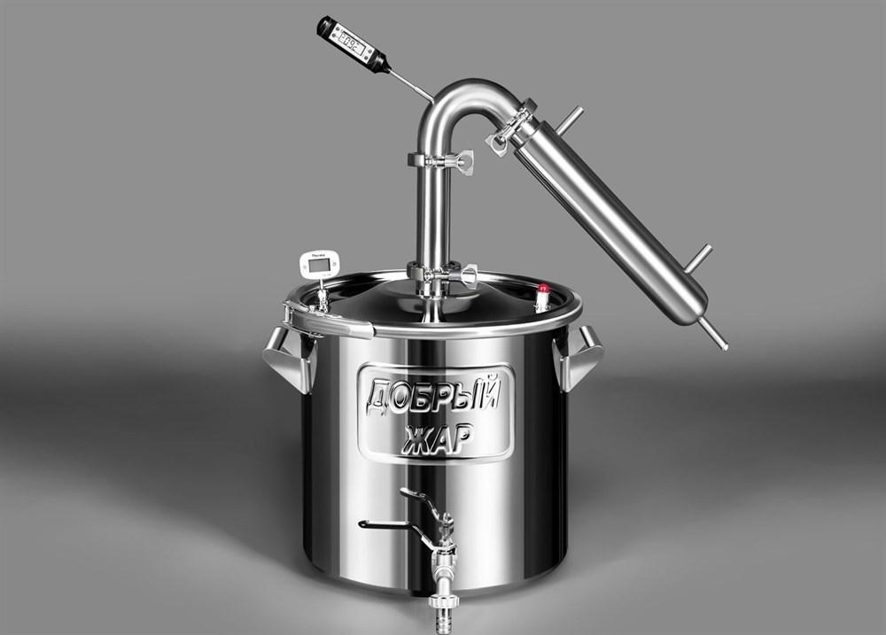 Универсальный самогонные аппараты обязателен ли термометр для самогонного аппарата