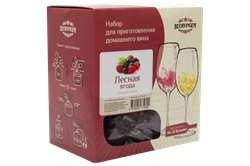 """Комплект из 3 наборов Beervingem для настаивания """"Лесные ягоды"""" - фото 12486"""