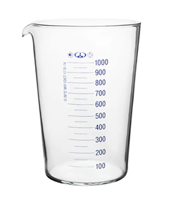 Мензурка 1000 мл (стакан мерный) - фото 14152