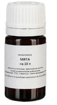 Пищевой ароматизатор «Мята», на 10 л - фото 14313