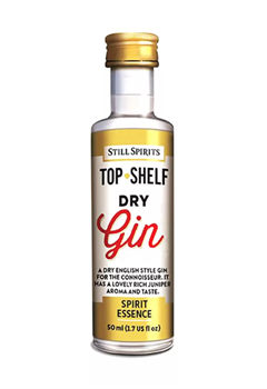 Эссенция Still Spirits Top Shelf Dry Gin - фото 14337