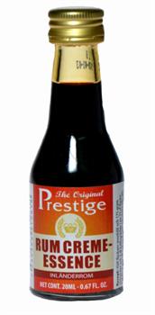 Натуральная эссенция «PR Prestige — Rum Creme, 20ml Essence» (Кремовый ром) - фото 14357
