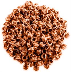 3x3 (0,25 мм) СПН (спирально-призматическая насадка) медная, (1.4кг-1л), 1 кг - фото 14457
