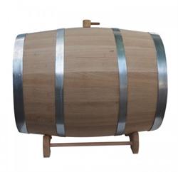Бочка дубовая 50 литров (кавказский дуб) - фото 14575