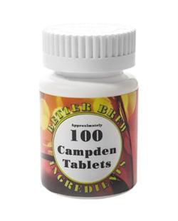 Таблетки Campden (диоксид серы) - фото 14761