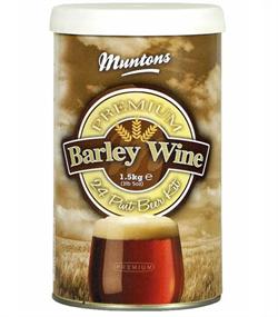 Экстракт пивной охмеленный «Muntons — Barley Wine Kit», 1.5 кг - фото 14791