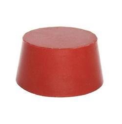 Пробка силиконовая для бутылей №11 64*52/35 - фото 14805