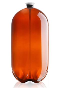 Пластиковая кега ПЭТ, 30 литров, без ручки - фото 14877