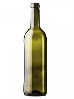 Бутылка винная бугельная (Bordo classic LM) смеш. цвет, 750 мл - фото 14891
