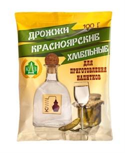 Дрожжи спиртовые «Красноярские хмельные», 100 гр - фото 4813
