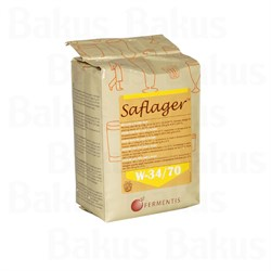 Пивные дрожжи «Saflager W 34/70», 500 гр - фото 5018