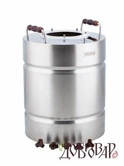 Куб 17 литров без крышки, 5 шпилек, «Добровар» - фото 5036