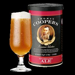 Солодовый охмелённый экстракт «Thomas Coopers — Sparkling Ale», 1,7 кг