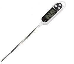 Термометр электронный TP-300 с металлическим щупом - фото 5296