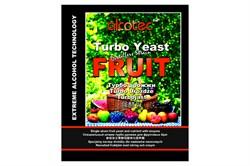 Спиртовые дрожжи «Alcotec — Fruit Turbo» для фруктовых и ягодных браг, 60 гр - фото 5313