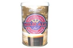 Охмелённый солодовый экстракт «Muntons — Midland Mild Kit», 1.5 кг