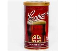Охмелённый солодовый экстракт «Coopers — English Bitter», 1.7 кг