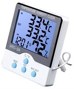 Термометр с выносным щупом HTC-2A - фото 5577
