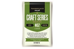Дрожжи для сидра «Mangrove Jack's Craft Series Yeast — Cider M02» - фото 5684